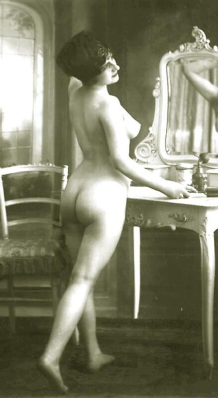 Vintage pics nude Wild Vintage